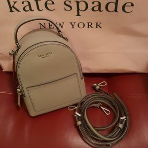 Kate Spade Mini-convertible Backpack
